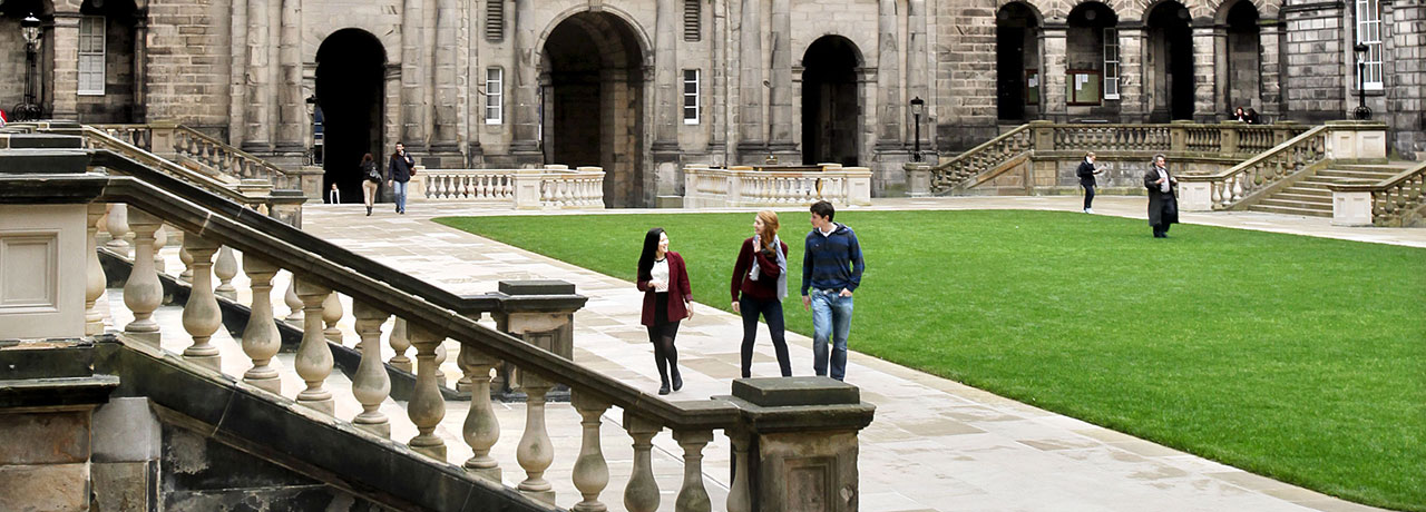 edinburgh university geography dissertation Learning outcomes on completion of this course, the student will be able to: work independently to execute a defined project of research which the students themselves has selected and defined.